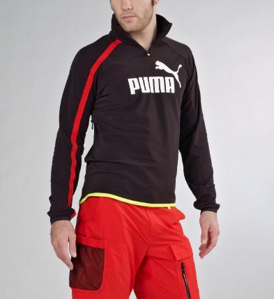 neu authentisch schön Design heiße Angebote Gear Review: PUMA Half-Zip Jacket Won't Let You Down | The ...