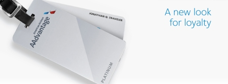 New AAdvantage tags