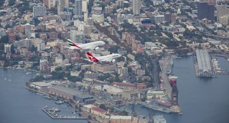 Qantas photo